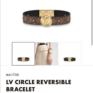 Beautiful BRAND NEW Louis Vuitton Bracelet